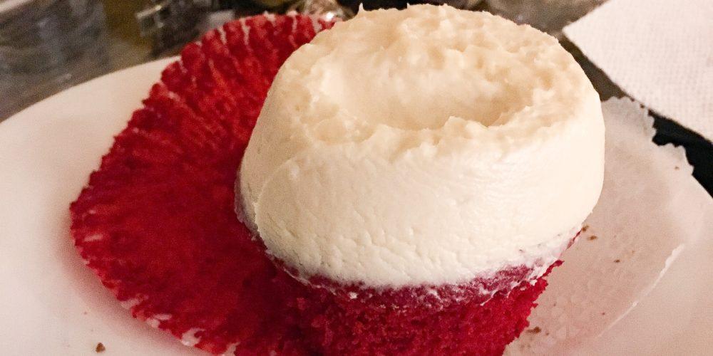 Red Velvet cupcake, Magnolia Bakery NYC