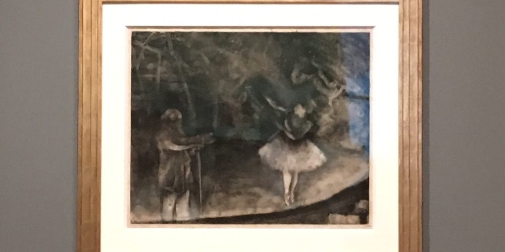 The Ballet Master, Degas