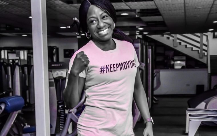 Keep Moving T-shirt