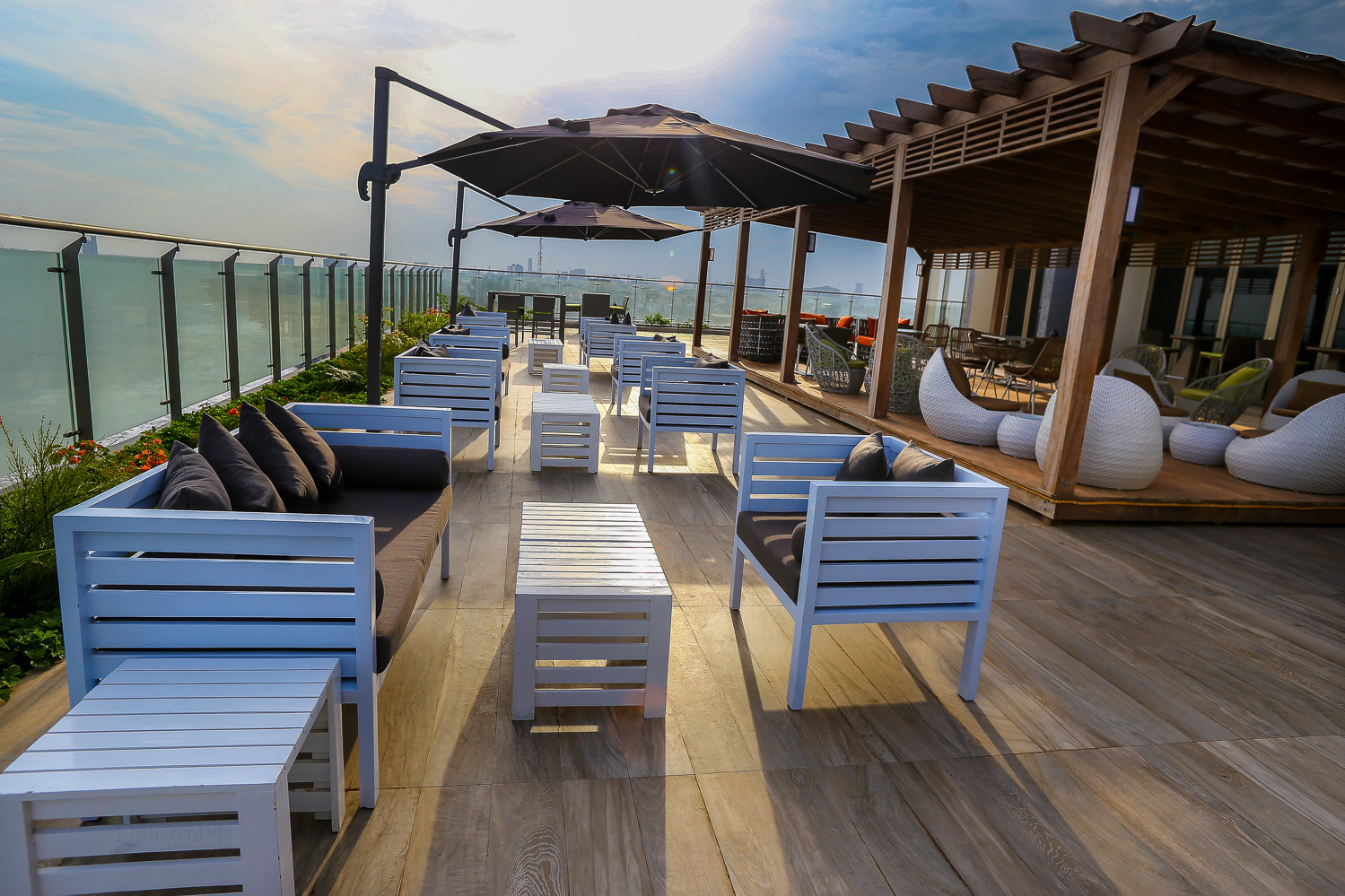 The View Rooftop Lounge, Twinwaters, Lekki Lagos NIGERIA